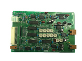 Frequency spectrometer control board