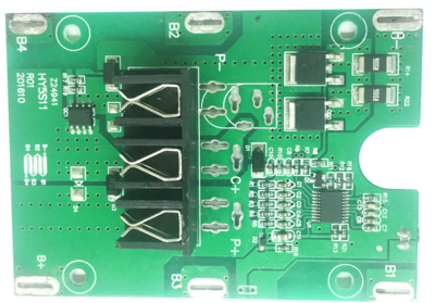 Multi-function electric screwdriver board